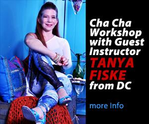 Cha Cha with Tanya Fiske from DC