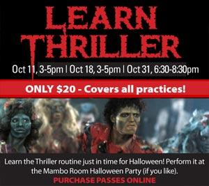 Learn Thriller Dance