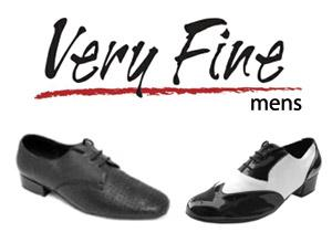 Very Fine Mens Dance Shoes